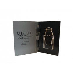 Gucci Gucci Made to Measure 2ml EDT kvepalai vyrams