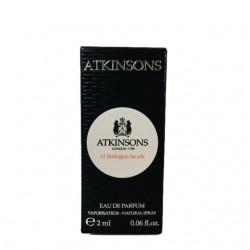 Atkinsons 41 Burlington Arcade 2ml EDP kvepalų mėginukas moterims ir vyrams
