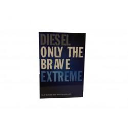 Diesel Only The Brave Extreme 1.2ml EDT kvepalų mėginukas vyrams