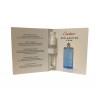 Cartier Declaration L'Eau 1.5ml EDT kvepalų mėginukas vyrams