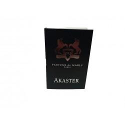 Parfums de Marly Akaster 1.2ml EDP kvepalų mėginukas moterims ir vyrams