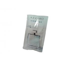 Azzaro Chrome 1.5ml EDT kvepalų mėginukas vyrams