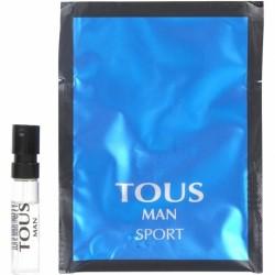 Tous Man Sport 1.5ml EDT kvepalų mėginukas vyrams