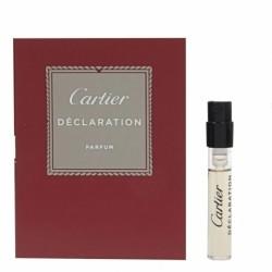 Cartier Declaration Parfum 1.5ml EDP kvepalų mėginukas vyrams