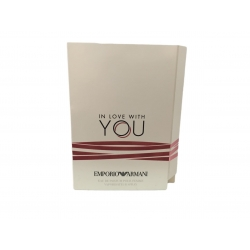 Armani In Love With You 1.2ml EDP moterims