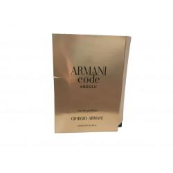 Giorgio Armani Code Absolu 1.2ml EDP moterims