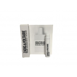 Zadig & Voltaire This Is Her! 1ml EDP kvepalai moterims