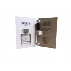 Guess Guess 1981 1.2ml EDT vyrams